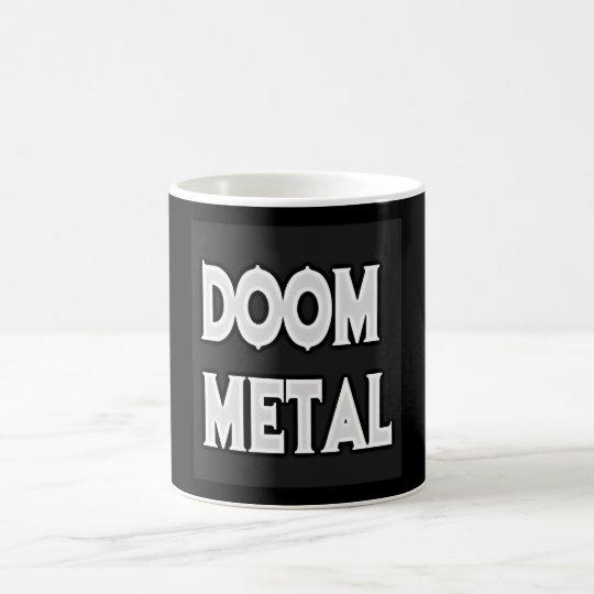 Doom Metal Coffee Mug