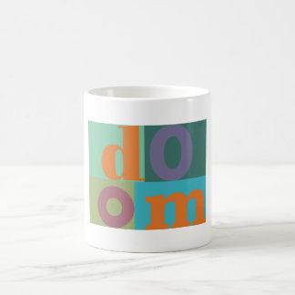 doom coffee mug
