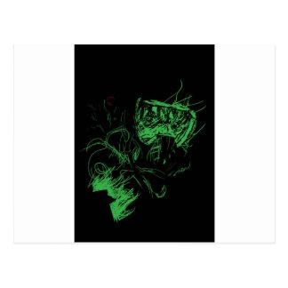Doom Postcard