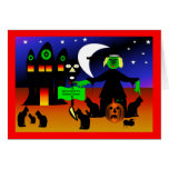 Doom Town Greeting Cards