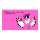 doomed devotion : lost angel business card templates