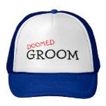 Doomed Groom 2 Hats