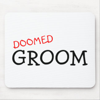 Doomed Groom 2 Mouse Pad