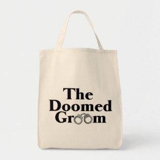 Doomed Groom Tote Bag