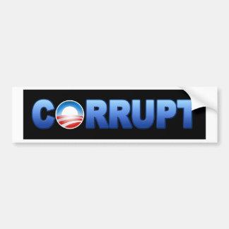 Doomed - We Are Doomed - Obama Bumper Sticker