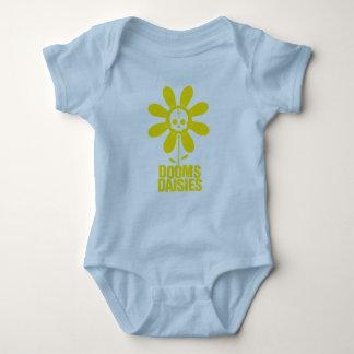 Dooms Daisies Baby Bodysuit
