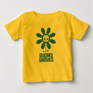 Dooms Daisies Baby T-Shirt