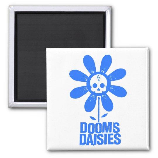 Dooms Daisies Magnet