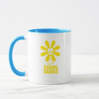 Dooms Daisies Mug