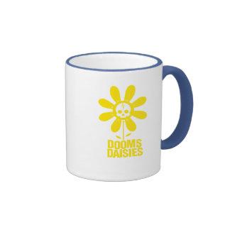 Dooms Daisies Coffee Mug