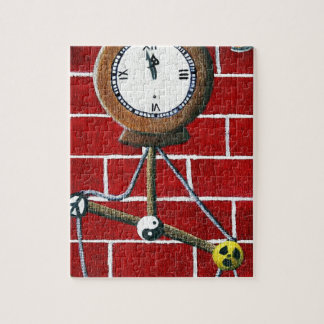 Dooms Day Clock Jigsaw Puzzle
