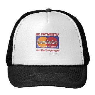 Dooms Day Credit Card Trucker Hat