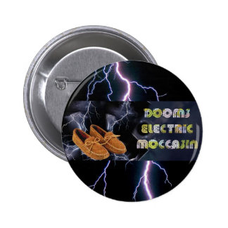 Doom's Electric Moccasin Button