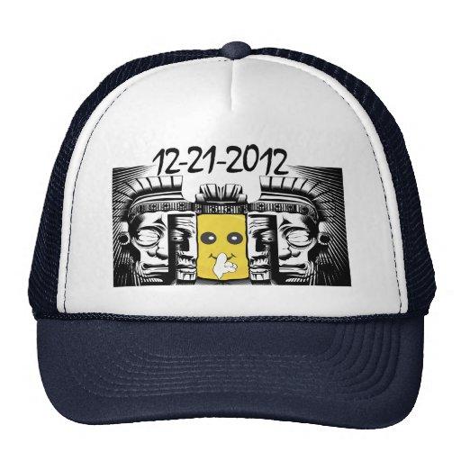 DOOMS-HEY SHOUTOUT 2012 MESH HATS