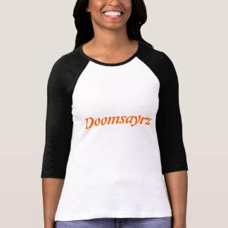 Doomsayrz Baseball Jersey T-Shirt