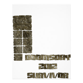 Doomsday 2012 Survivor Letterhead