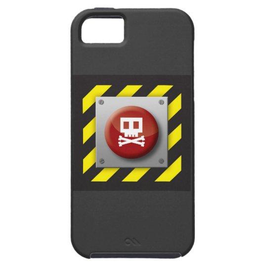 doomsday button iPhone SE/5/5s case