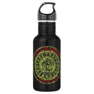 Doomsday - I survived   Maya Prophecy 18oz Water Bottle