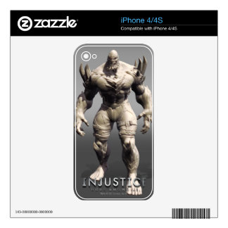 Doomsday iPhone 4 Skins