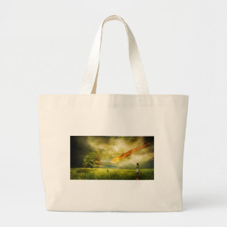 Doomsday Large Tote Bag