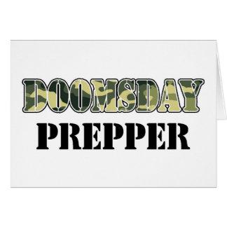 DoomsDay Prepper Card