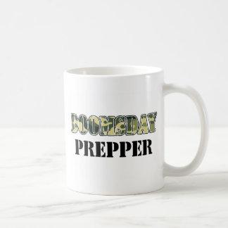 DoomsDay Prepper Classic White Coffee Mug