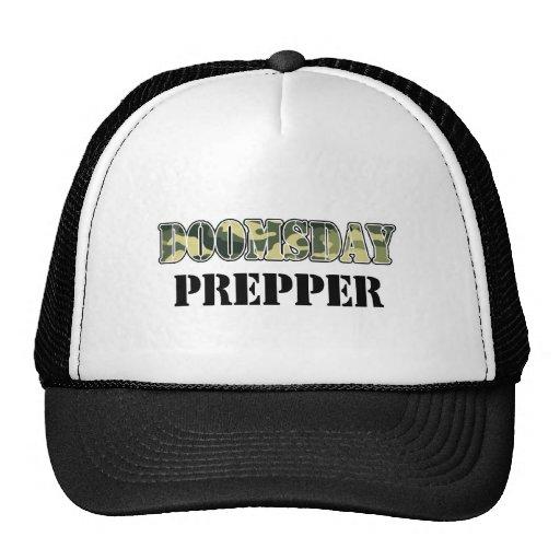DoomsDay Prepper Hat