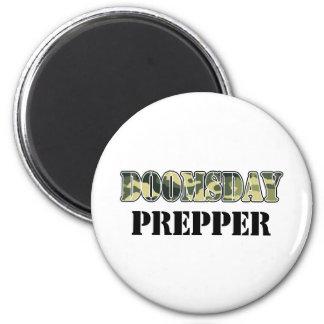 DoomsDay Prepper Magnet