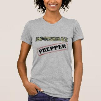DoomsDay Prepper Stamp T-Shirt