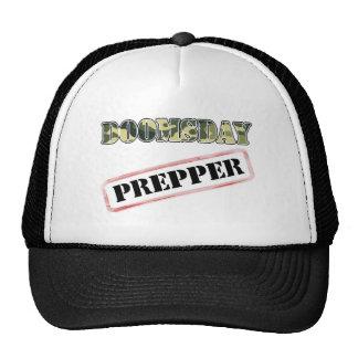 DoomsDay Prepper Stamp Trucker Hat