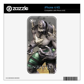 Doomsday Skin For The iPhone 4