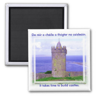 Doonagore Irish Castle Magnet
