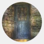 Door - A rather old door leading to somewhere Stickers