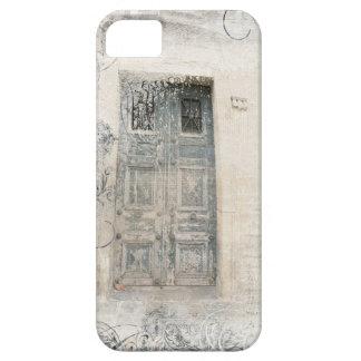 door abstract iPhone SE/5/5s case