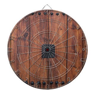 Door and Texture of Bukchon Hanok Village Dartboards