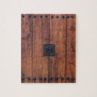Door and Texture of Bukchon Hanok Village Puzzle