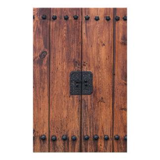 Door and Texture of Bukchon Hanok Village Stationery