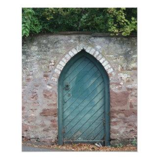 Door at Bishops Lydeard, Somerset, UK Art Photo