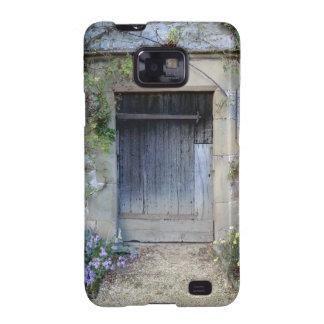 Door at Haddon Hall in Derbyshire Samsung Galaxy S2 Case