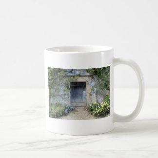 Door at Haddon Hall in Derbyshire Classic White Coffee Mug
