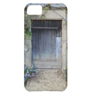 Door at Haddon Hall in Derbyshire iPhone 5C Cover