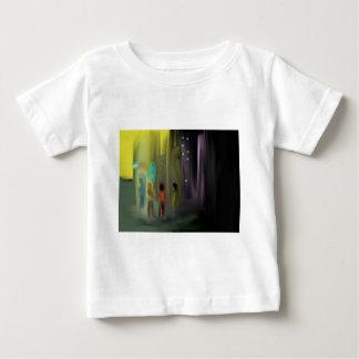 """""""Door Check"""" Baby T-Shirt"""