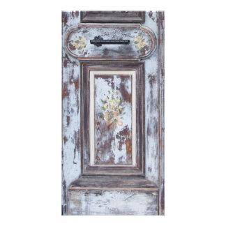 door collection card