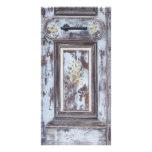door collection custom photo card