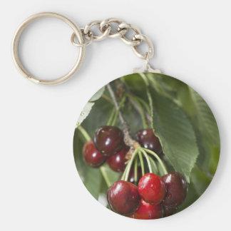 Door Country Cherries Keychain