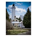 wisconsin, lighthouse, cana island, door county,