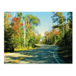 trees, fall, road, poetry, door, county, travel