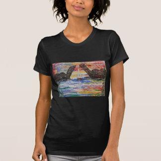 Door County's Cool Steel Bridge T-shirt
