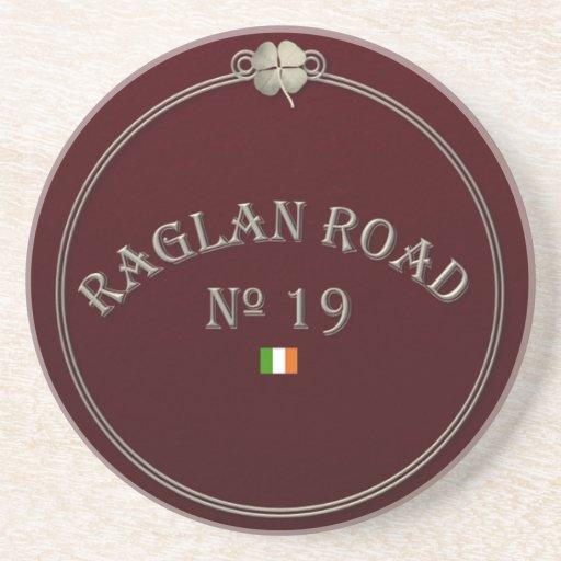 Door-cups Raglan Road Nº 19 Beverage Coaster