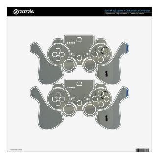 door handle PS3 controller decals